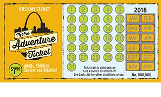 Metro Adventure Ticket